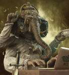 Ganesh by 25kartinok