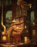 organ by 25kartinok
