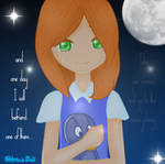 To The Moon: River and The ''Weird Duck'' by Xx-Stitched-Doll-xX