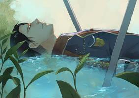 Shingeki no Kyojin HAPPY BIRTHDAY Levi by sushi-shi