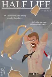 Thrilling Science fiction by garwik