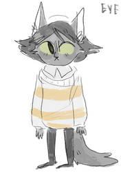 cat matt by angrychild999