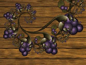 The Grapevine by LaPurr