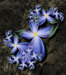 Lavender Blue by LaPurr