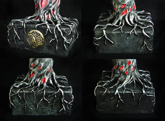 Tree of Life Prop 4 sides of base by osiskars