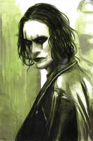 The Crow by santtos-portfolio