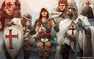 Assassin's Creed by santtos-portfolio