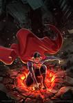 Superman by santtos-portfolio