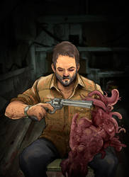 The Horror Test 02 by santtos-portfolio