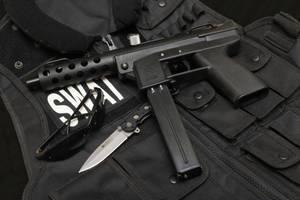 Interdynamics TEC-9 by SWAT-Strachan