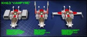 KH63 'Vampyre' multi-role platform by SWAT-Strachan