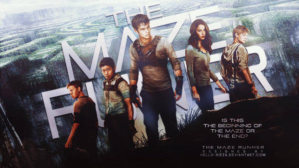 The Maze Runner Desktop Wallpaper By Hellorieza By Hello Rieza On