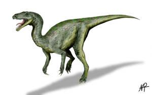 Gojirasaurus by NTamura