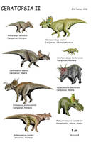 Ceratopsia II by NTamura