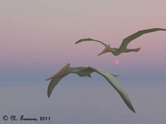 Muzquizopteryx by NTamura