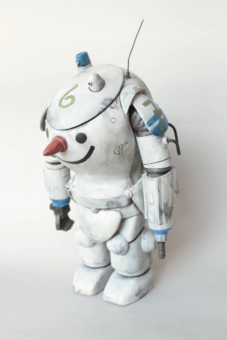 K S A F S Snowman By Scumandvillainy
