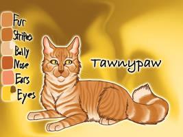 Tawnypaw of ShadowClan - Silent Sacrifice by Jayie-The-Hufflepuff