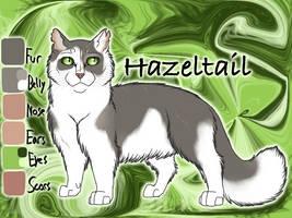 Hazeltail of ThunderClan - Silent Sacrifice by Jayie-The-Hufflepuff