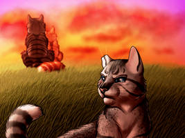 Warriors AMV Screenshot Redraw - The Kill by Jayie-The-Hufflepuff