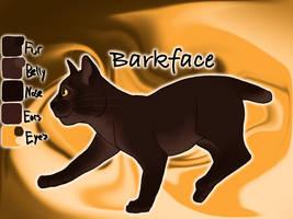 Barkface of WindClan - Sunrise by Jayie-The-Hufflepuff