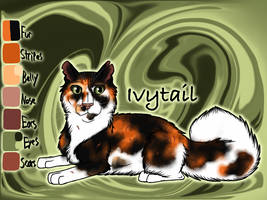Ivytail of ShadowClan - The Last Hope by Jayie-The-Hufflepuff