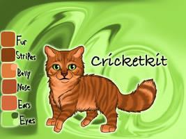 Cricketkit of WindClan - Silent Sacrifice by Jayie-The-Hufflepuff
