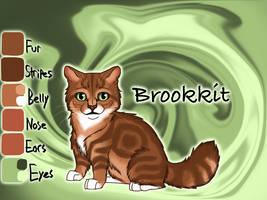 Brookkit of RiverClan - Silent Sacrifice by Jayie-The-Hufflepuff
