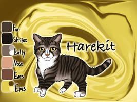 Harekit of WindClan - Silent Sacrifice by Jayie-The-Hufflepuff