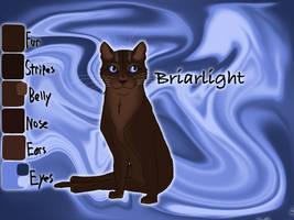 Briarlight of ThunderClan - The Last Hope by Jayie-The-Hufflepuff