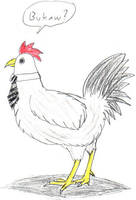 Hen Tie by BPMdotEXE