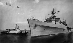 USS Juneau (LPD-10) by JamesObert