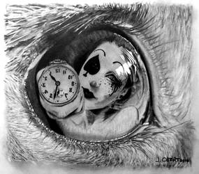 Just in Time Rabbit! by JamesObert