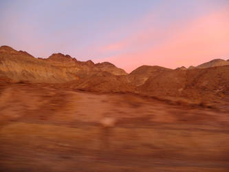 Driving on Mars by geanera