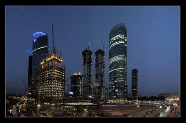 Moscow_City_3_by_Sarumian3000 by Canon400D