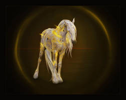 gold by AquiloniusLupus