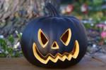Black Pumpkin stock by TheKaykat-Stock