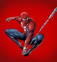 Spiderman Advance suit PS4 by IVLOCK