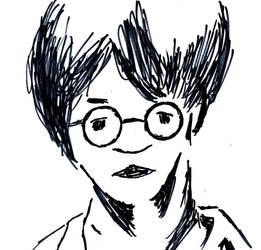 Harry Potter by Jageruu