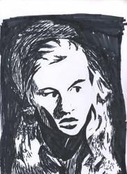 Noir Lady by Jageruu