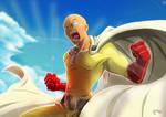 One Punch Man by Jonny5Alves