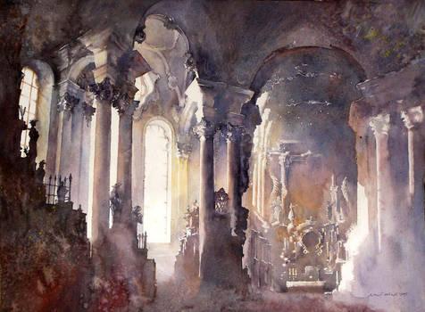 Wieskirche by micorl