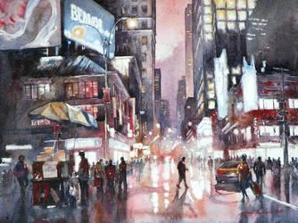 Manhattan by micorl