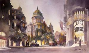 Grande Varsovia by micorl
