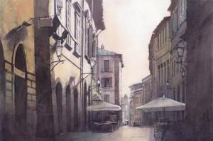 Orvieto II by micorl