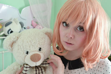 Petite doll by EuphieAkai