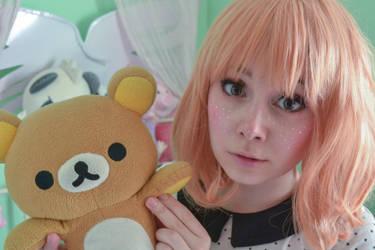 Peach Girl by EuphieAkai