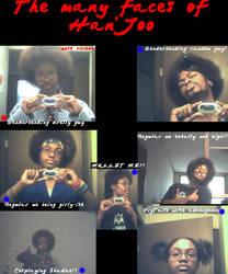 ::++'Joo many faces::++ by HanJoo
