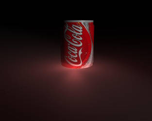 Cocacola Powa 3D by CraftC