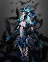 Coven Camille  -  Turquoise by chaosdmm