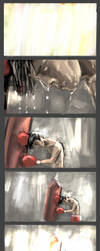 Colour Story Board Sample by coreylansdell